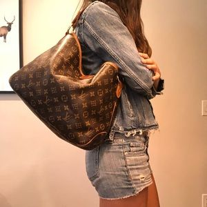 SOLD ON M! Authentic Louis Vuitton Delightful PM